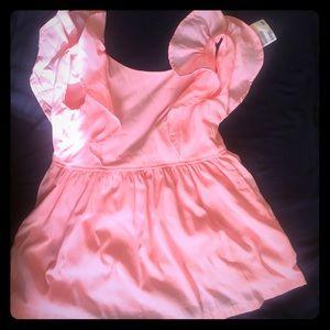 Pink Toddler's Dress
